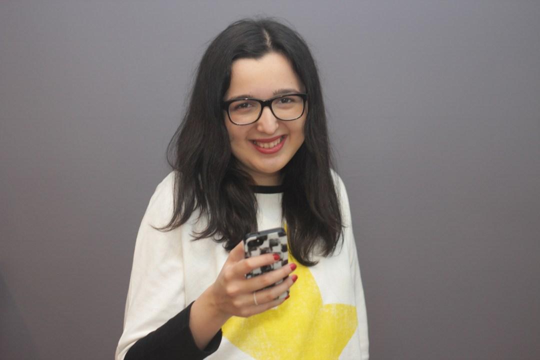 Behind The Blog - Sarah Prince