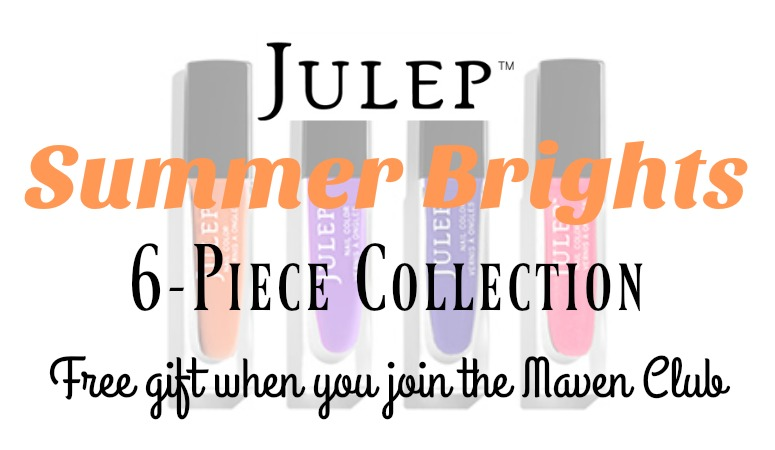 Julep Summer Brights!