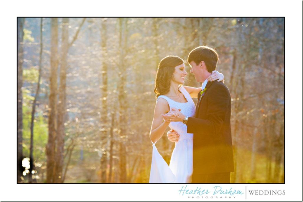 Sarah & John, 3-12-11