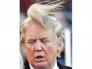 The Donald (Thanks popsugar.com)