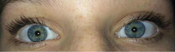 Hannahs eyes