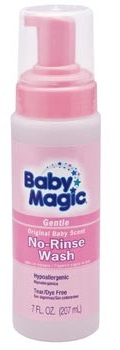 Baby Magic No-Rinse Wash