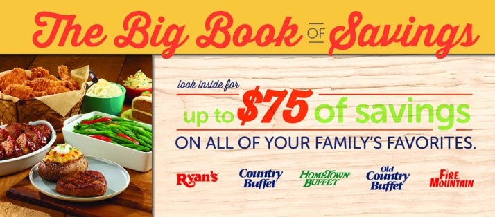 From breakfast to dinner and appetizers to desserts, Old Country Buffet is sure to have exactly what you're hungry for at a price you can't pass up. Be sure to get great savings and discounts on your next order or purchase by taking advantage of Old Country Buffet coupon codes, special offers and exclusive deals.