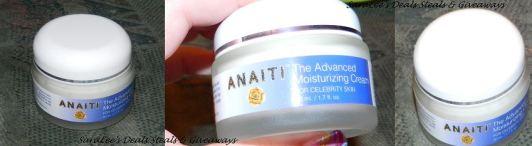 Advanced Moisturizer Cream by Anaiti