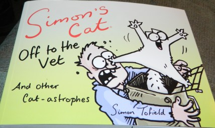 Simon's Cat: off to the Vet