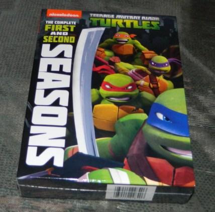 Teenage Mutant Ninja Turtles: Complete 1st & 2nd Season DVD
