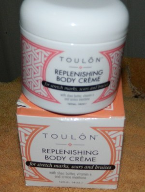 TOULON: Ultra Rich Body Cream 4oz