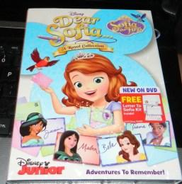 Dear Sofia: A Royal Collection DVD