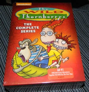The Wild Thornberrys: The Complete Series DVD