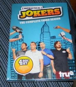 Impractical Jokers: Season 3 DVD set