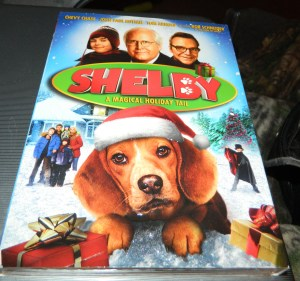 Shelby: A Magical Holiday Tail DVD