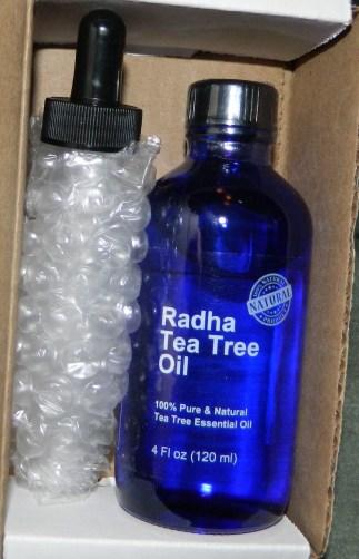 Radha Beauty: Tea Tree Essential Oil 4oz
