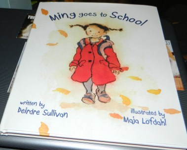 Ming Goes to School Hardcover