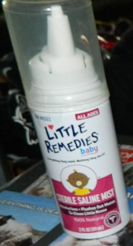 Little Remedies Little Noses Saline Mist - 2 oz