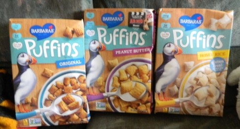 Barbara's Puffins Cereal