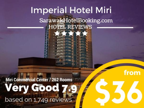 Imperial Hotel Miri