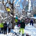 【報告】世界湿地の日記念 サロベツ☆スノーシューハイク