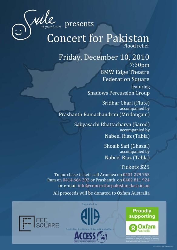 Concert for Pakistan