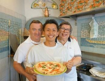 【長崎県初】Pizzeria Shin'5 ( ピッツェリア シンゴ )で世界基準のナポリピッツァが味わえる!