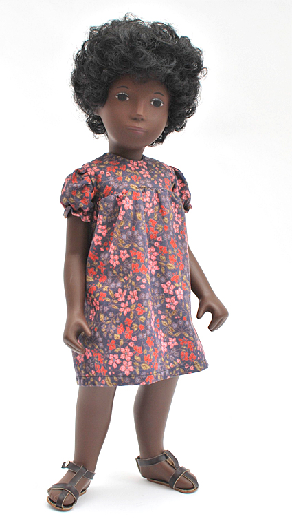 Cora Flowered Dress 1