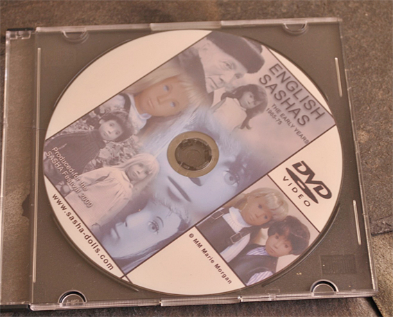 English Sashas DVD