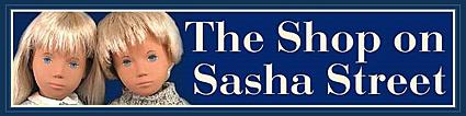 THE SHOP ON SASHA STREET
