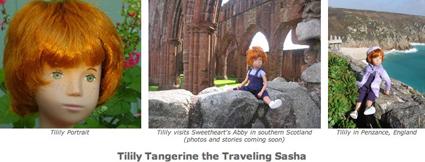 Tilily Tangerine