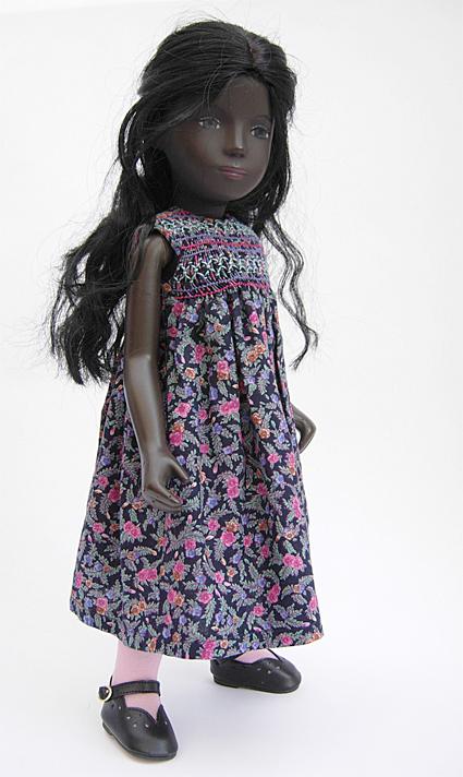 Girl Dress Purple 3