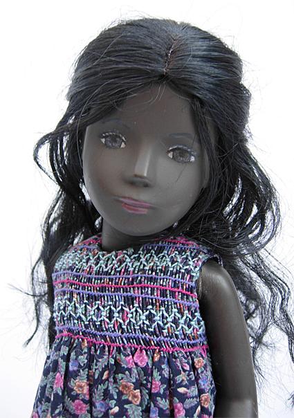 Girl Dress Purple 4