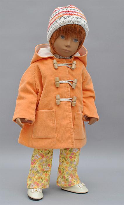Orange Duffle 2