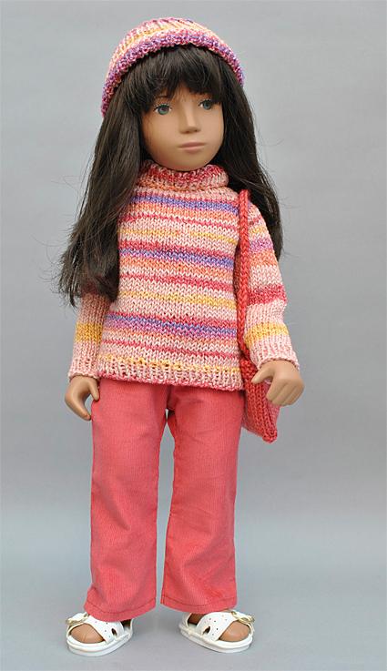 Orange Knitwear 11