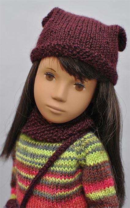Orange Knitwear 12