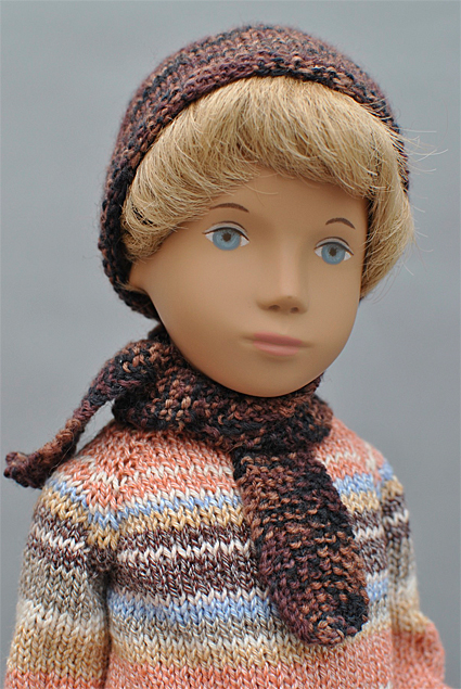 Orange Knitwear 6