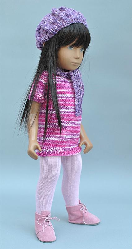Pink Knitwear 10