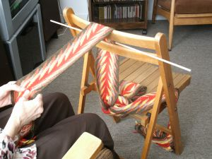 Chair tensioning