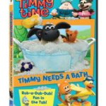 Entertaining Toddlers With Timmy Time Timmy Needs A Bath DVD Sweepstakes