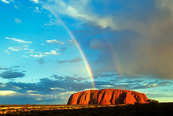 Ayers Rock photograph
