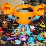 The Octonauts Will Get Kids To Take A Bath