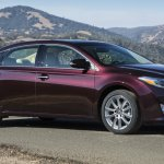 What About The Toyota Avalon?