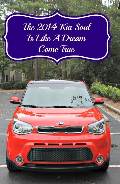 The 2014 Kia Soul Is Like A Dream Come True