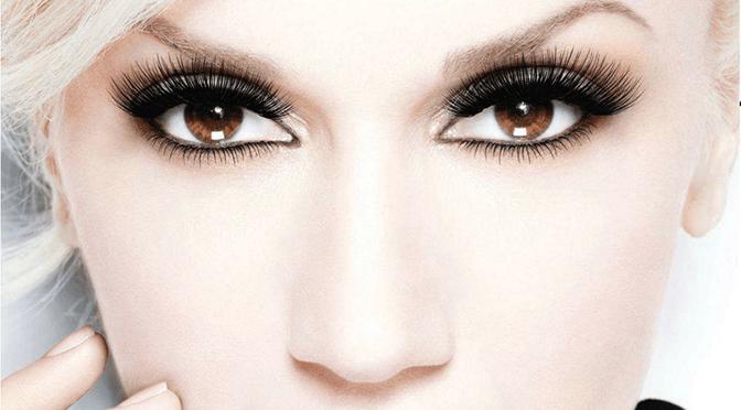 Gwen Stefani L'oReal Mistake Proof Marker