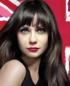 Face Makeup Reviews Rimmel London 16 Hour Foundation Zooey Deschanel Rimmel