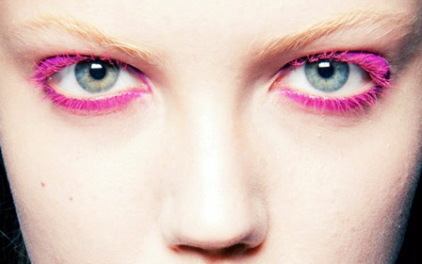 My Adventure with Pink Mascara