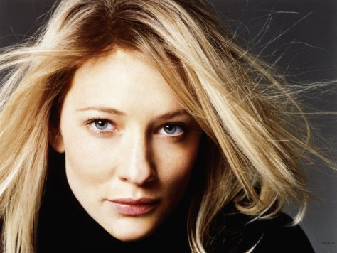Cate Blanchett's Picks For Beautiful Hair