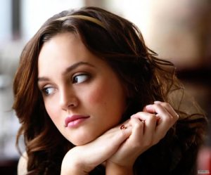 Gossip Girl Makeup How-To Blair Waldorf Leighton Meester
