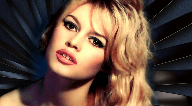 Bridget Bardot makeup how-to