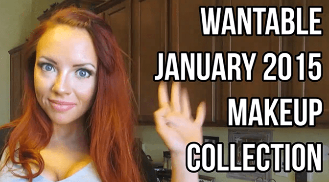 Wantable Makeup January 2015 Collection Feature 2Wantable Makeup January 2015 Collection Feature 2