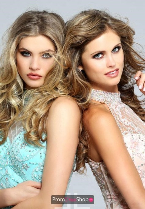 Purchasing a Prom Dress Online Pretty Girls School Dance Dresses