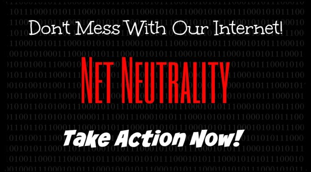 Net Neutrality Don't Mess With Our Internet! - Sassy Townhouse Living