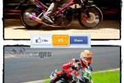 Drag vs Cornering